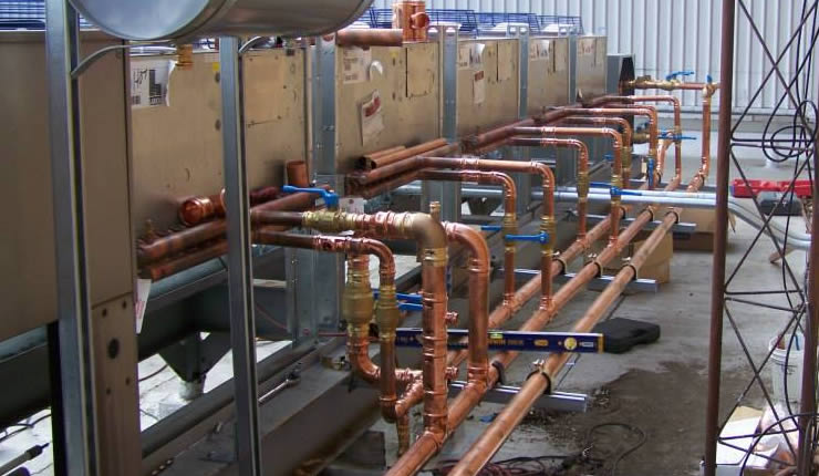 Plumbing, Piping & Mechanical Services